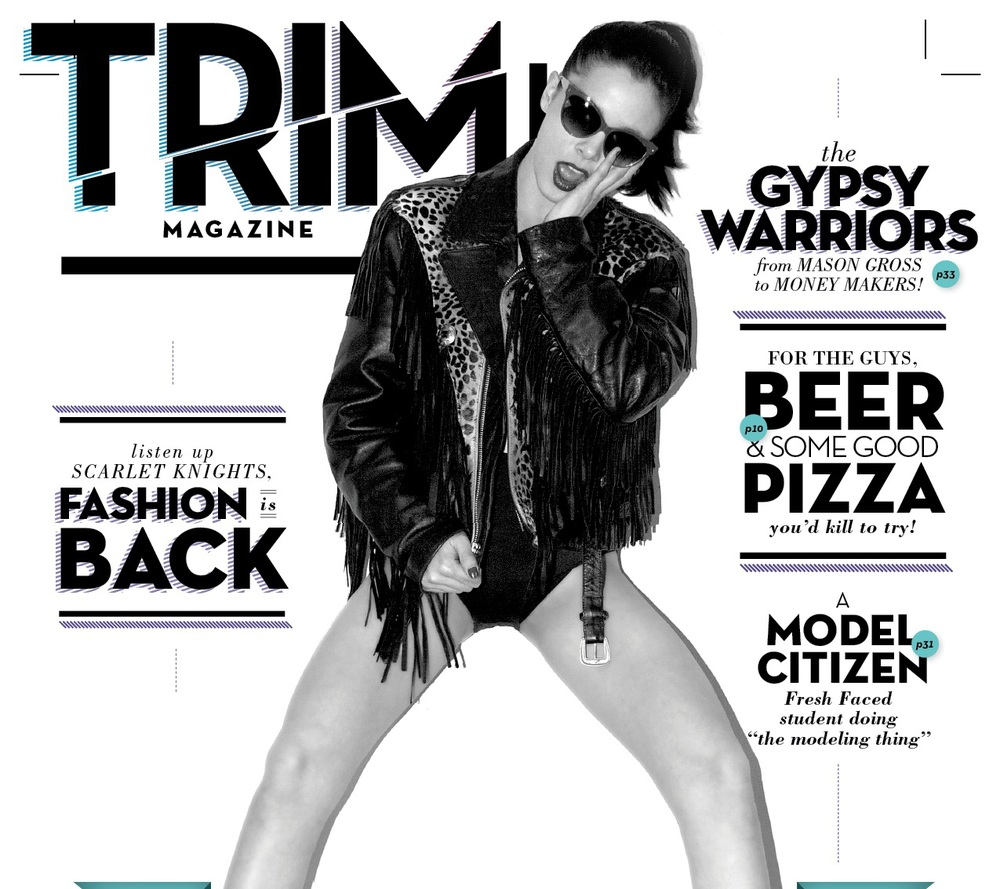 Trim Cover Spring-Summer 2012