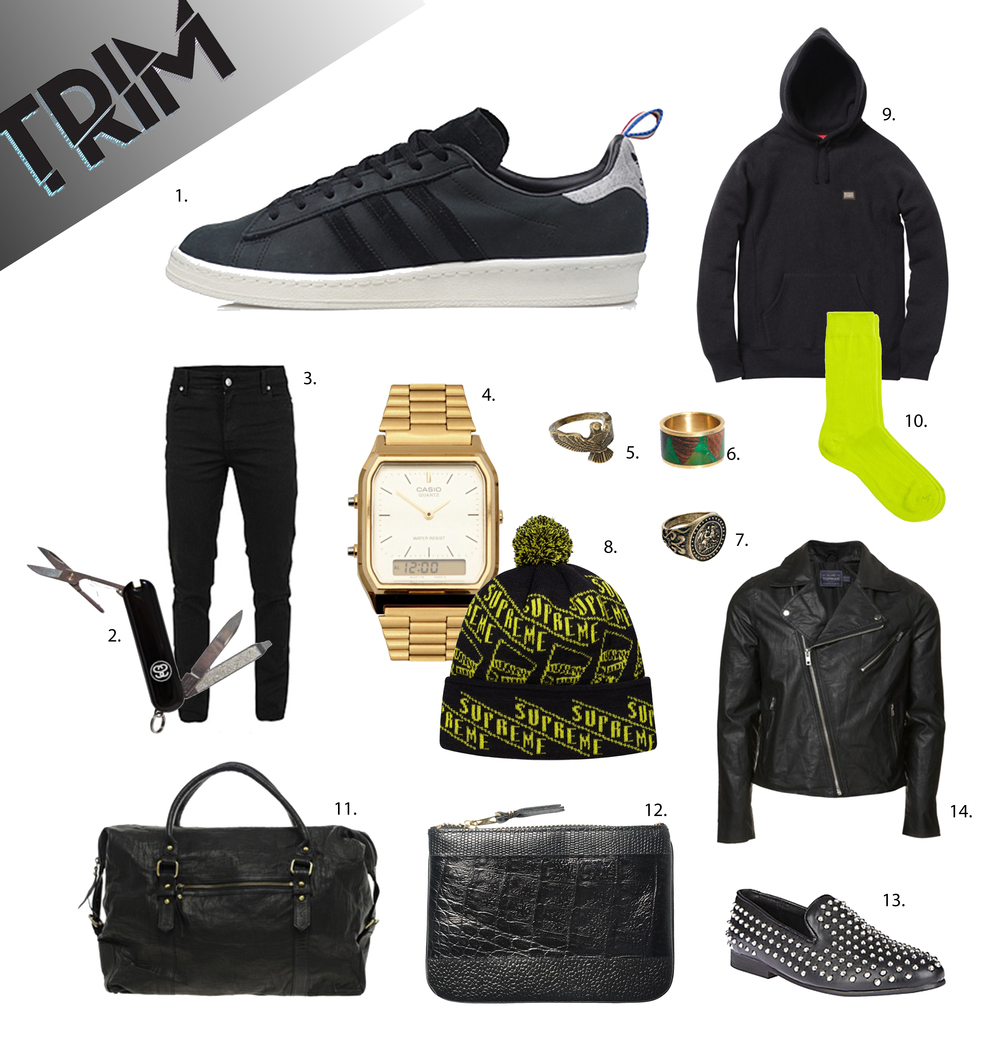 Fall/Winter Menswear