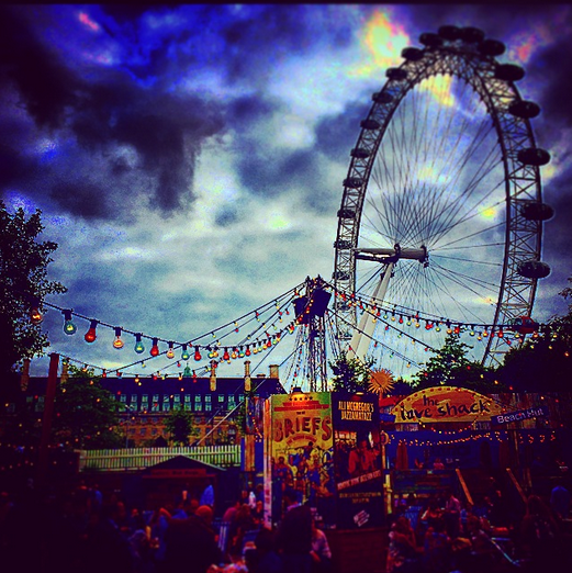 (London Wonderground Festival)