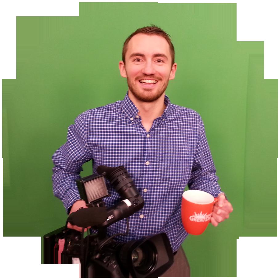 Dru Jorgensen One Videographer & Editor