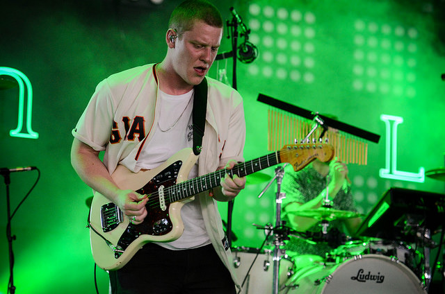Jungle @ Coachella 2015   by fenderguitars is licensed under CC BY 2.0