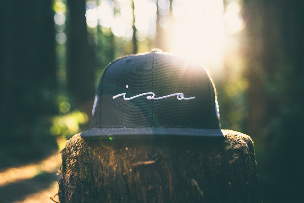 New ISO snapback, available on their website iso1up.com