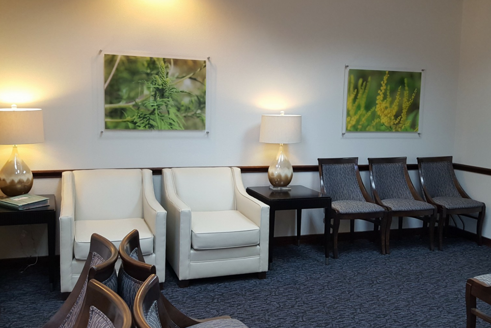 COMMERCIAL - Our commercial clients include private medical facilities and law firms. We enter these projects at all phases including remodeling. Our experience with commercial use furniture and decor sets our firm apart.