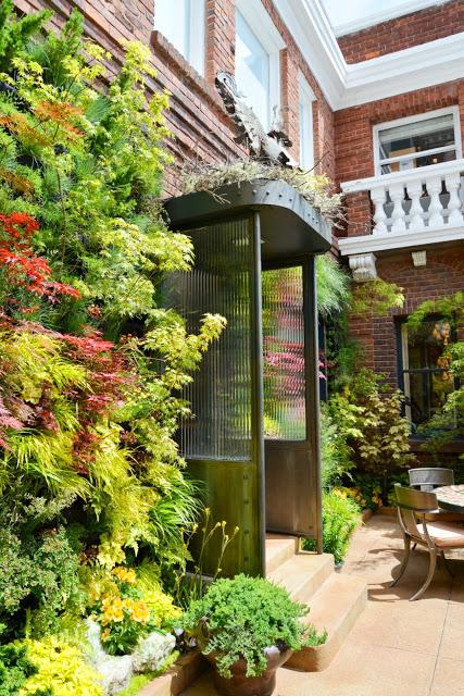 Davis Dalbok,  Brandon Pruett, Living Green, Florafelt System