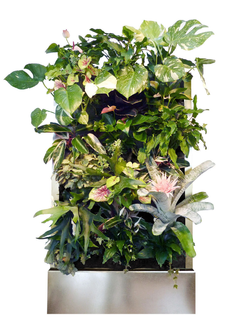 Florafelt Recirc-24 Wall-mount Vertical Garden Unit