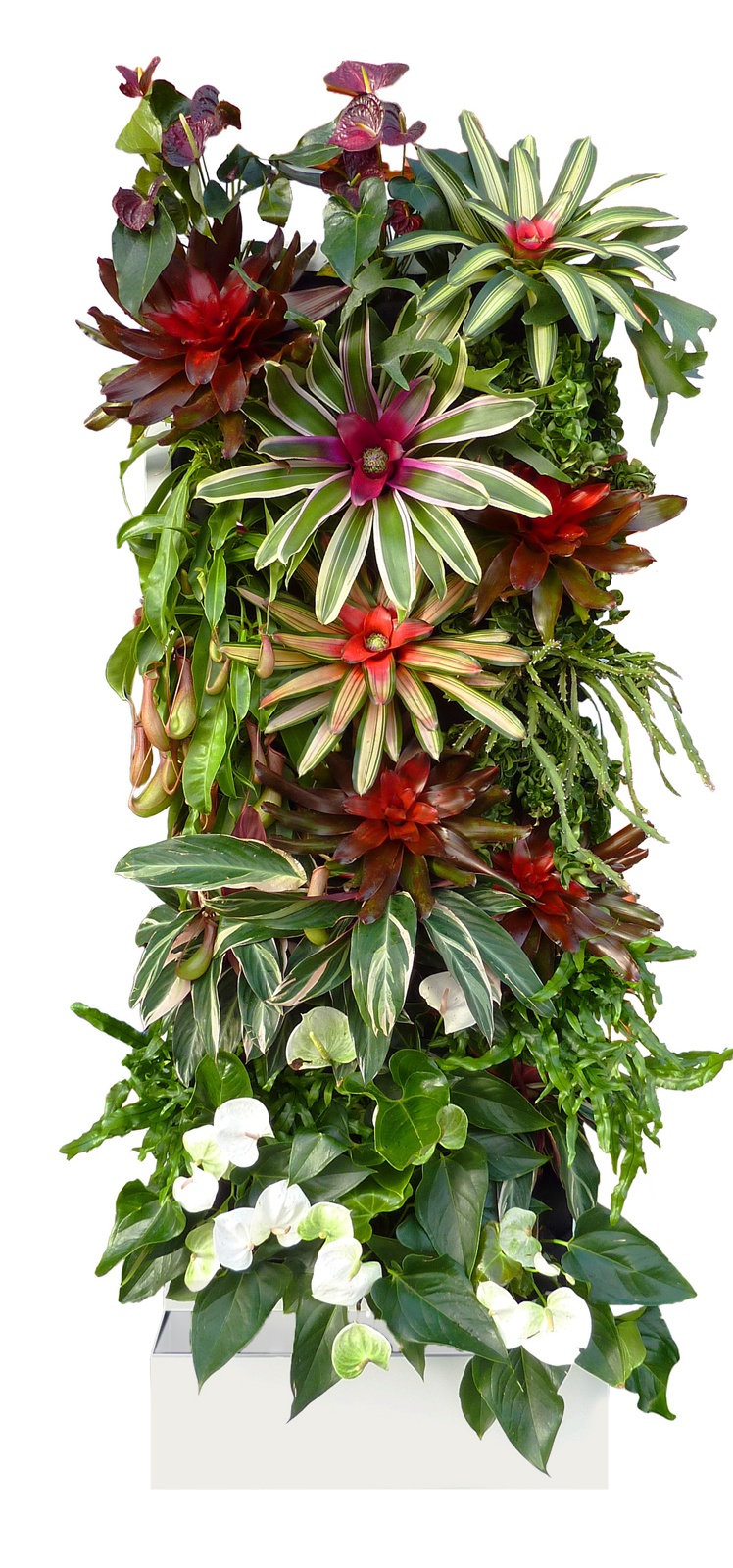 Florafelt Recirc-33 Wall Vertical Garden Unit