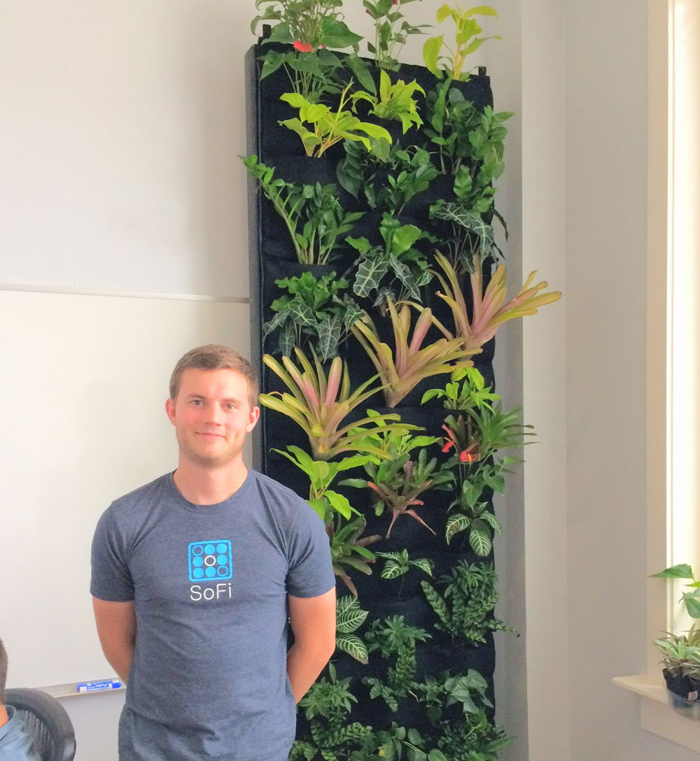 Florafelt Vertical Garden by Jared from Providence, UT