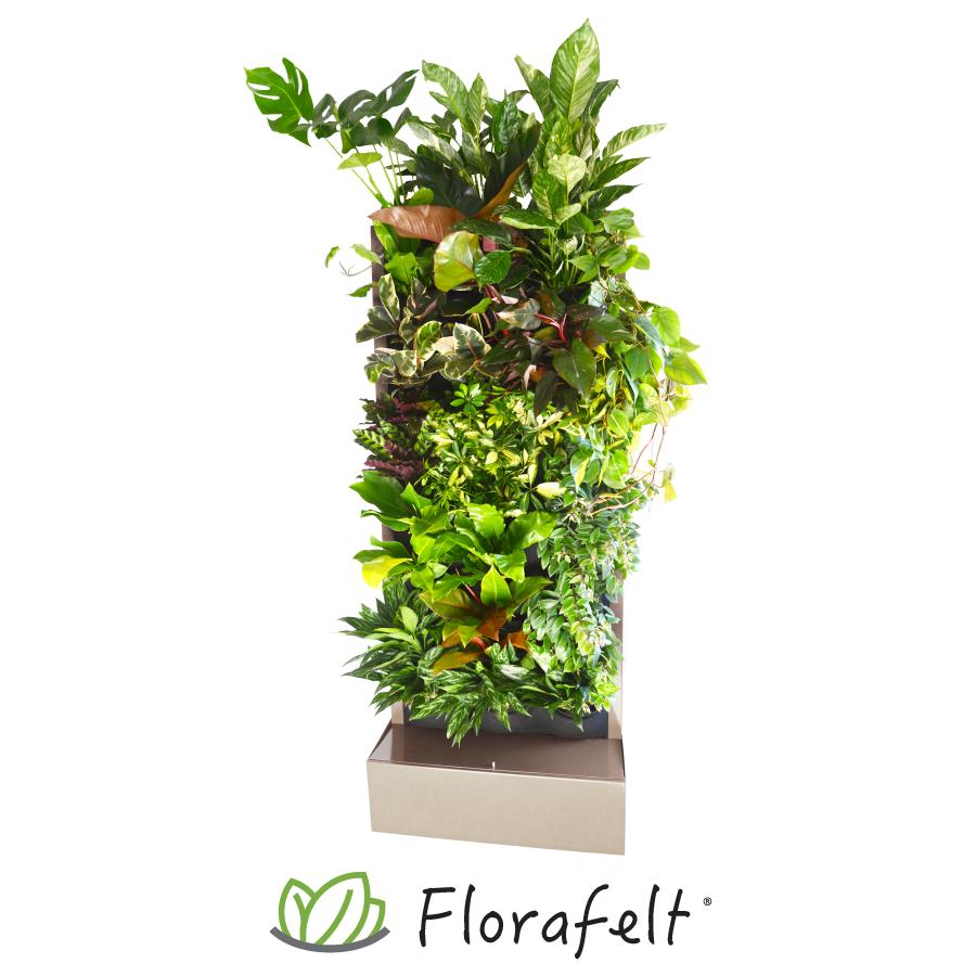 Florafelt Recirc Vertical Garden System