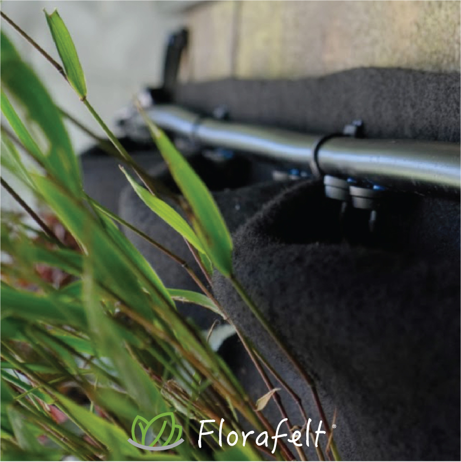 Florafelt Drip Irrigation