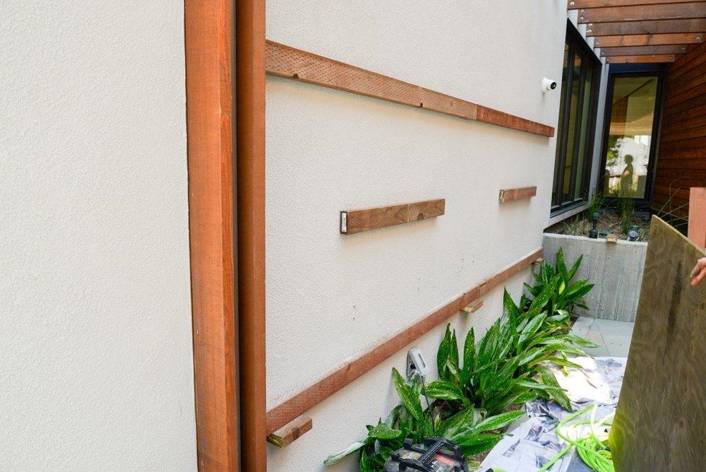 Florafelt Pocket Panel Installation