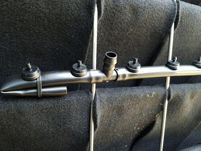 Florafelt Pro System Drip Irrigation Installation