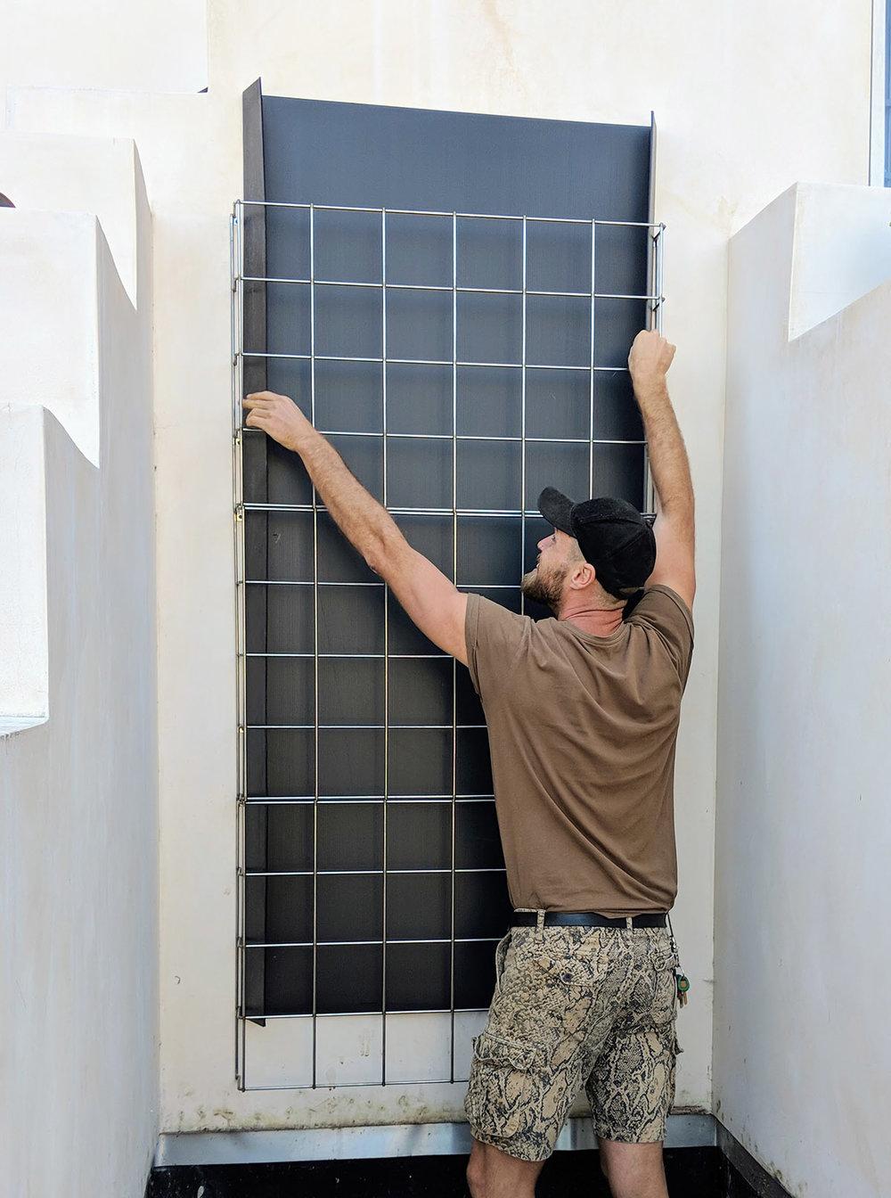 Florafelt Pro System living wall by Lindsey Graves Living Green Design 1.jpg