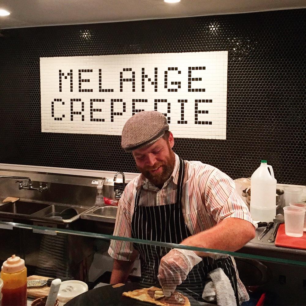 Melange Creperie - yomarianablog