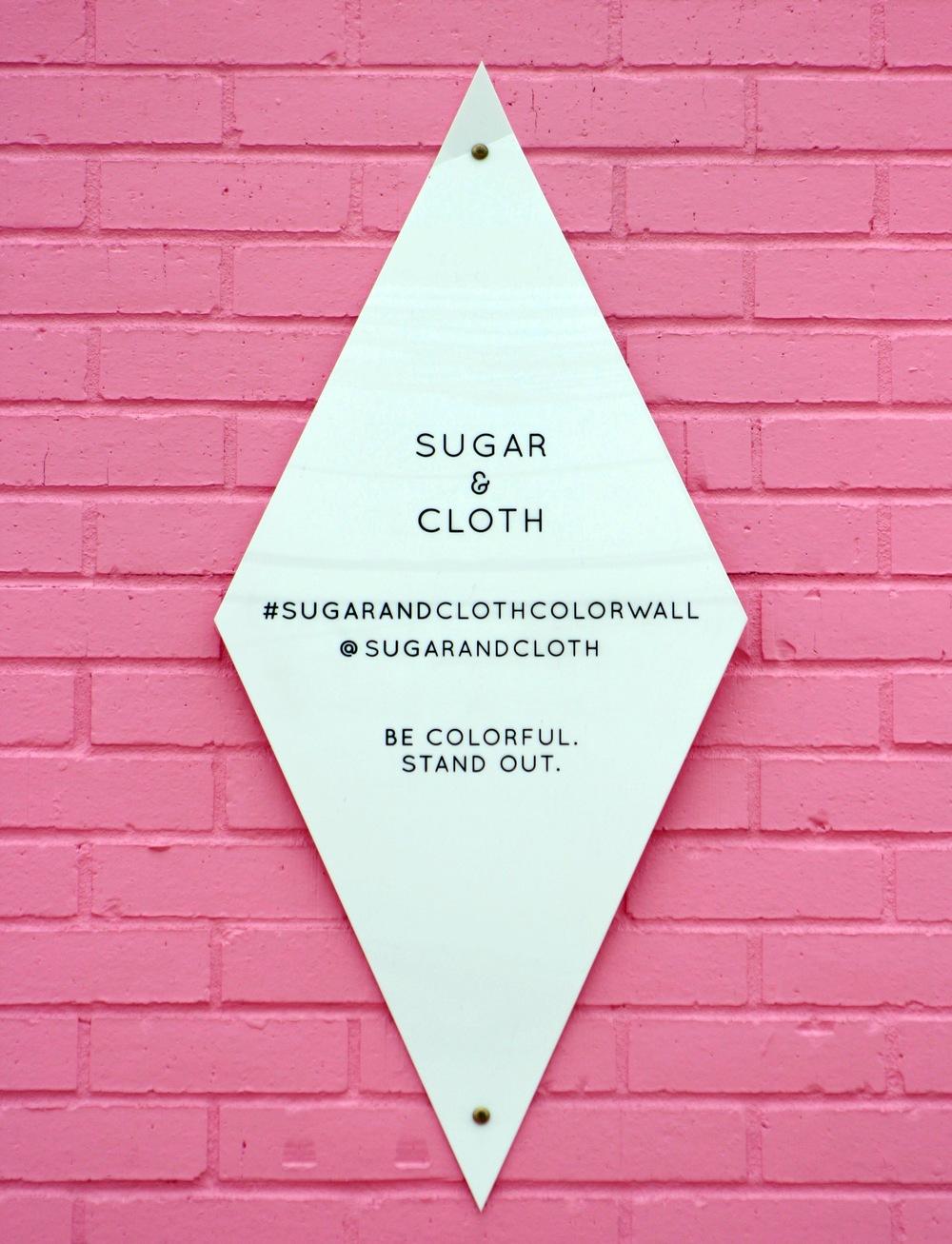 Sugar&Clothwall - Yomarianablog