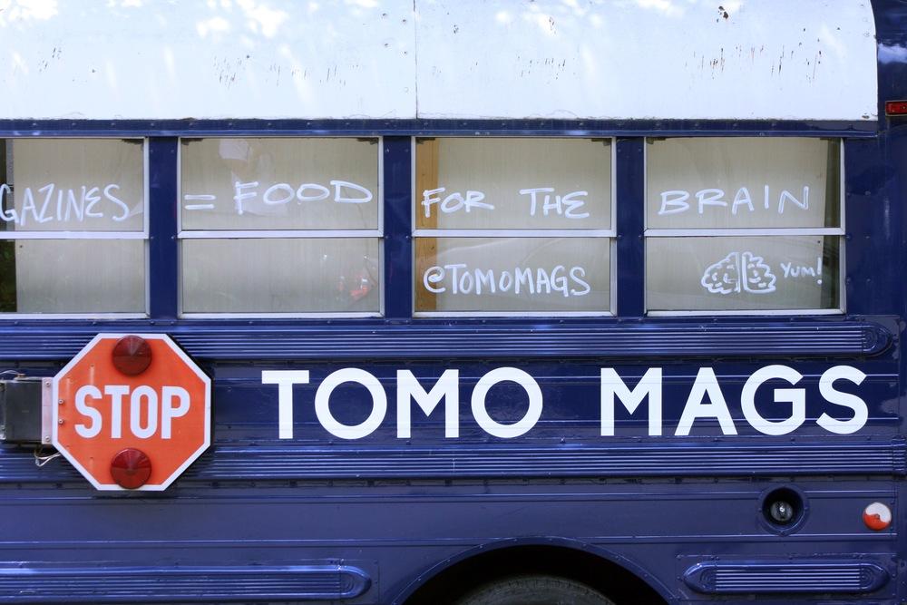 Tomo Mags - yomarianablog
