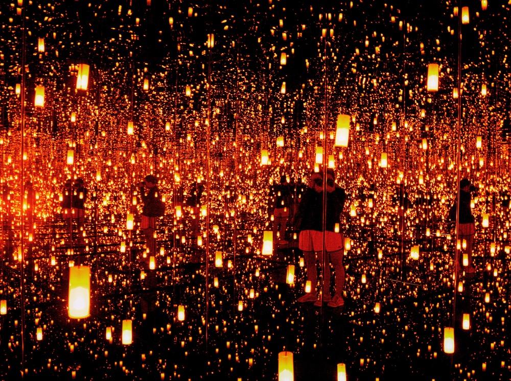 Infinity Room - yomarianablog