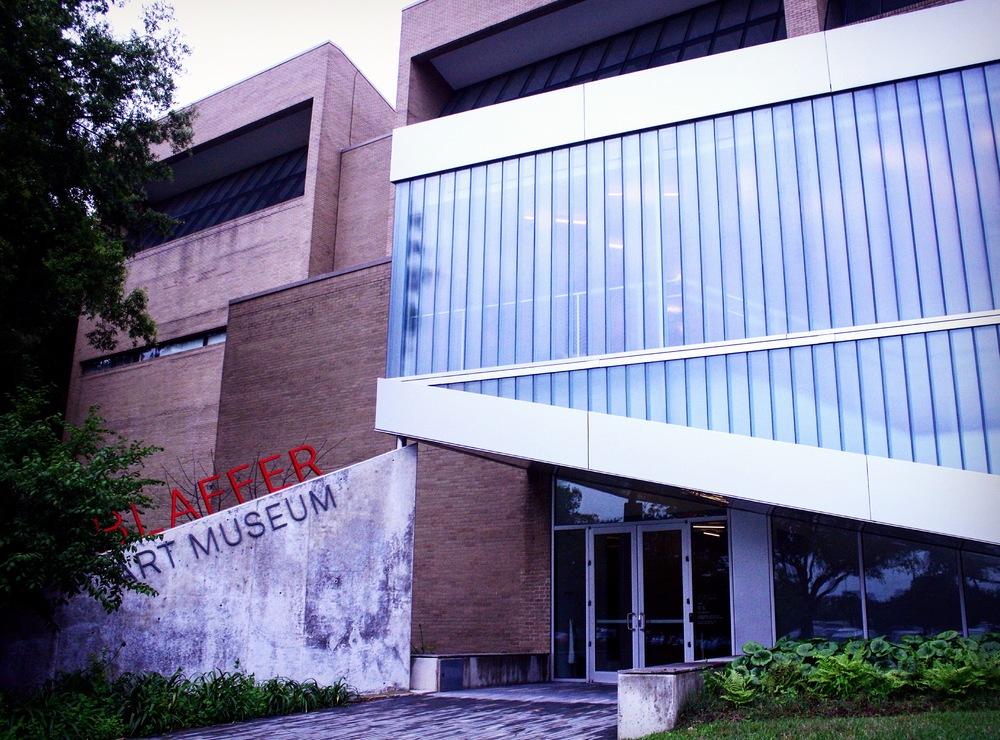 Blaffer Museum - yomarianablog