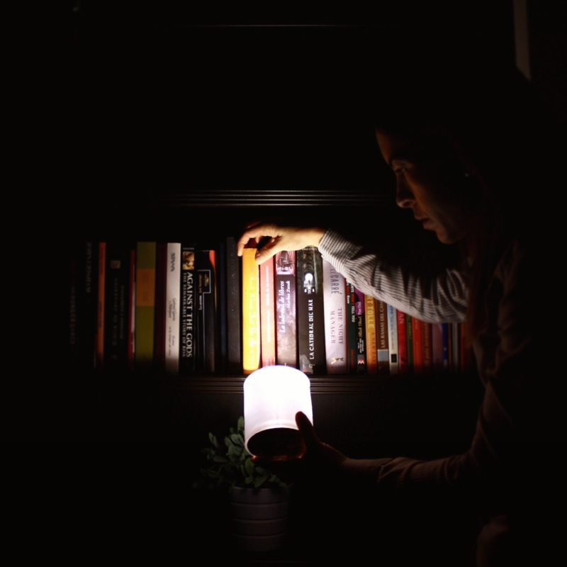 Luci light by MPOWERD brings light to millions of families around the world. Read more at Yo Mariana