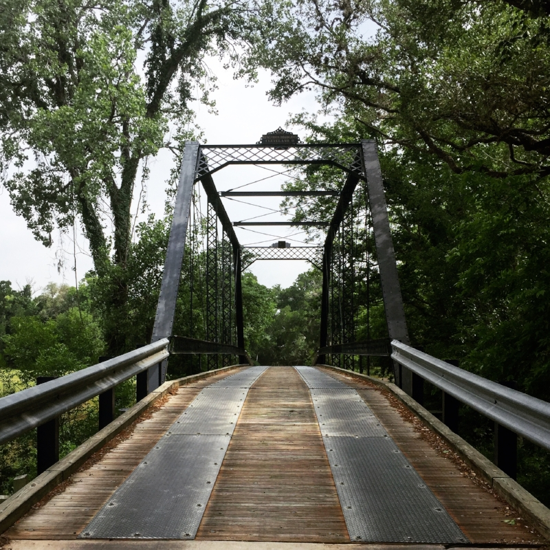 Piano Bridge, Shulenburg, TX