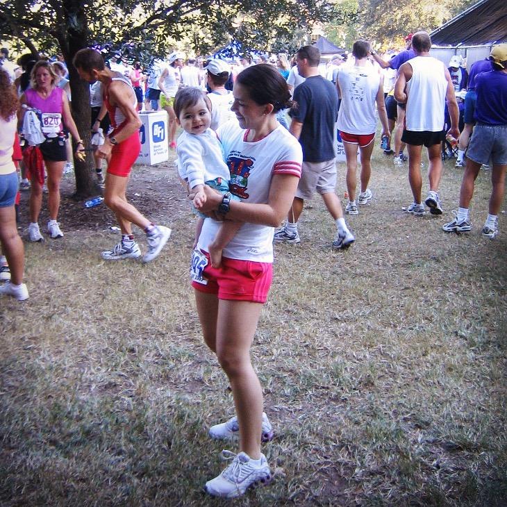 - Mi primer carreraNoviembre 2005