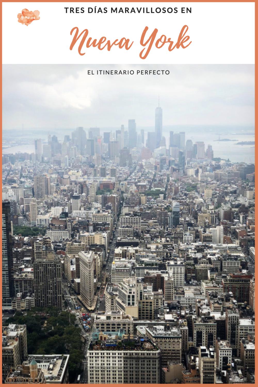 Yo Mariana Blog Itinerario de tres días en Nueva York .png