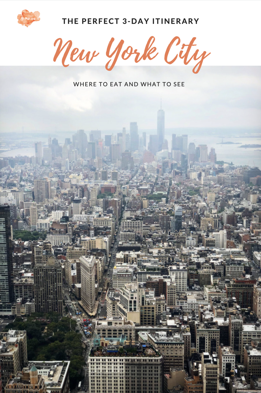 Yo Mariana Blog Three day Itinerary in New York City.png