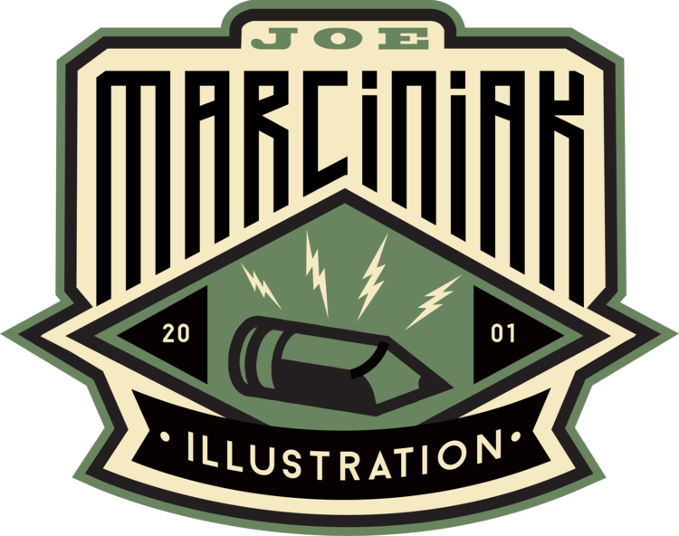 Joe Marciniak Illustration