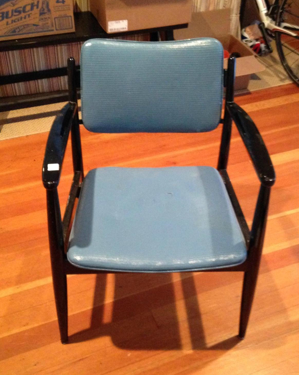 $25 Chair Before