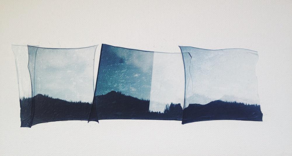 Kristen Koehler,Photo emulsion on canvas                                                            Limited Edition Artist & Events Coordinator
