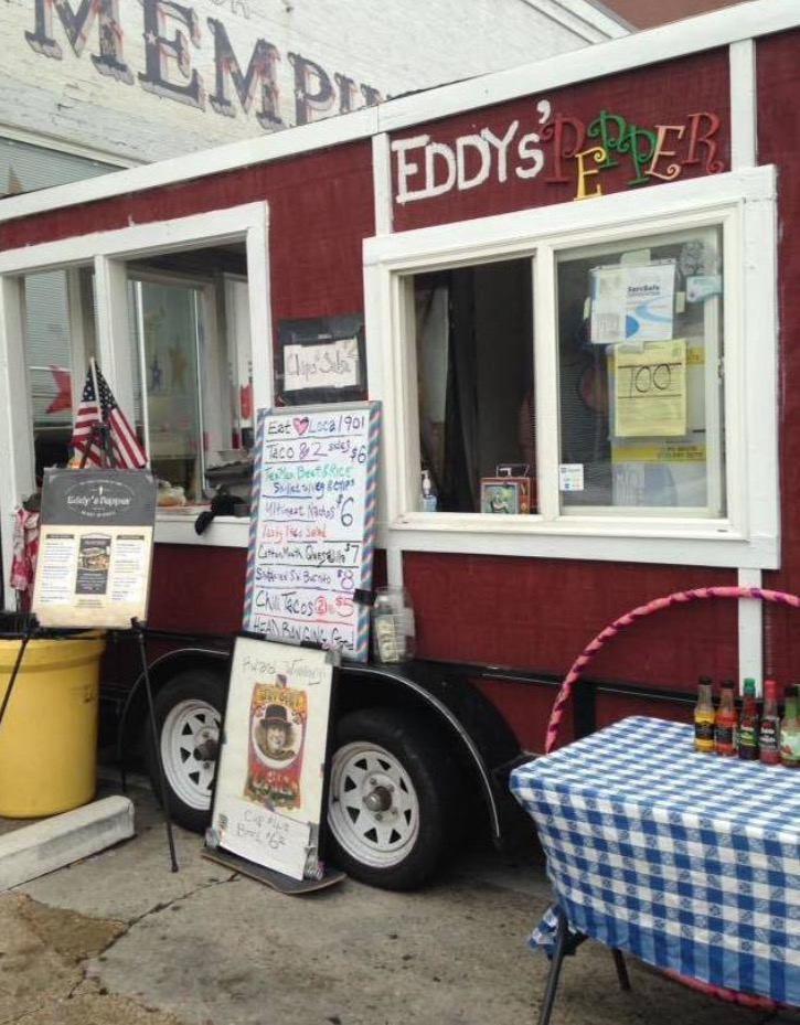 - Live music will be at the Market this Saturday, by Stephen Chopek! Also, the awesome food truck Eddy's Pepper!