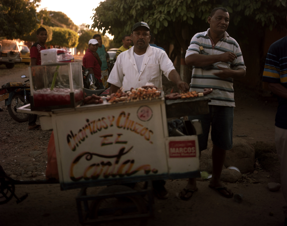 Chorizo Vendor