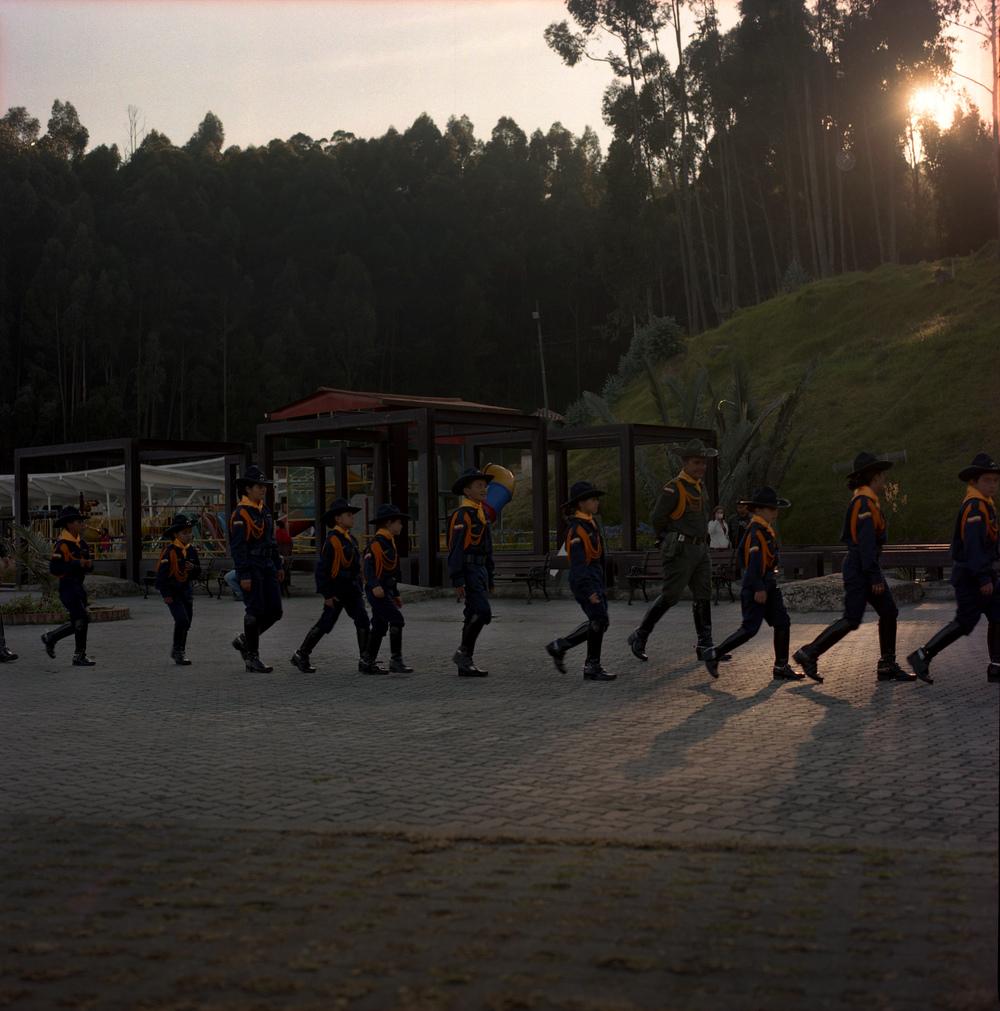 Colombian Discipline