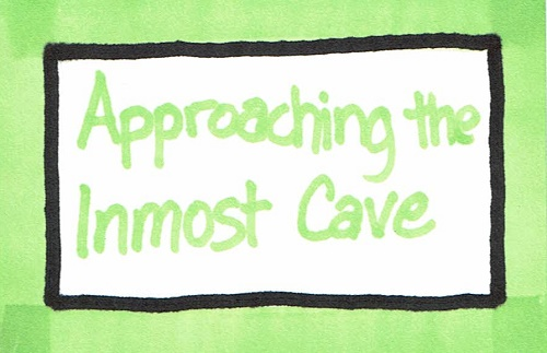 Approaching the Inmost Cave