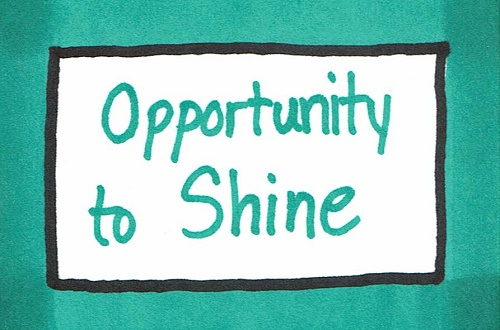 Opportunity to Shine