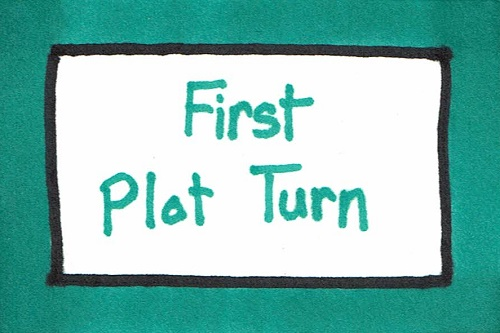 First Plot Turn