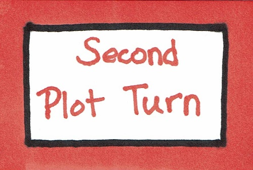 Second Plot Turn