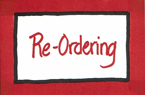 The Re-Ordering
