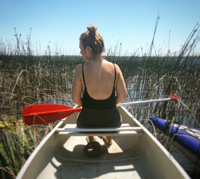 Today was dreamy. 🍃 • • #exploremn #canoe #optoutside #minnesota #minnstagrammers #minnstagram #sunshine #capturemn #bemidji #minnesotaontap
