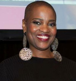 Desirée A. H. Walker     Survivor Extraordinaire!   Two-Time Breast Cancer Victor, Health Educator, Cancer Patient Advocate and Support Group Facilitator