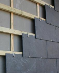 Bardage tom toit - Habiller un mur exterieur en bois ...
