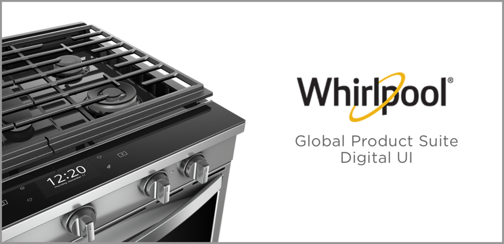 Whirlpool Global Experience Brand Language
