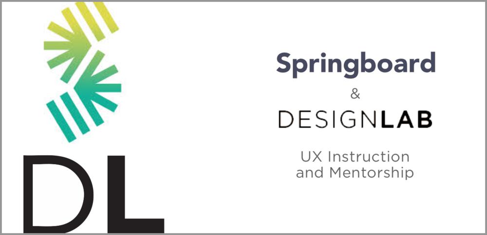 Springboard + Designlab Mentoring