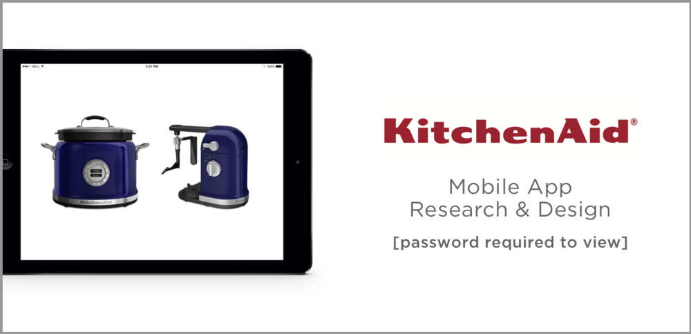 KitchenAid App