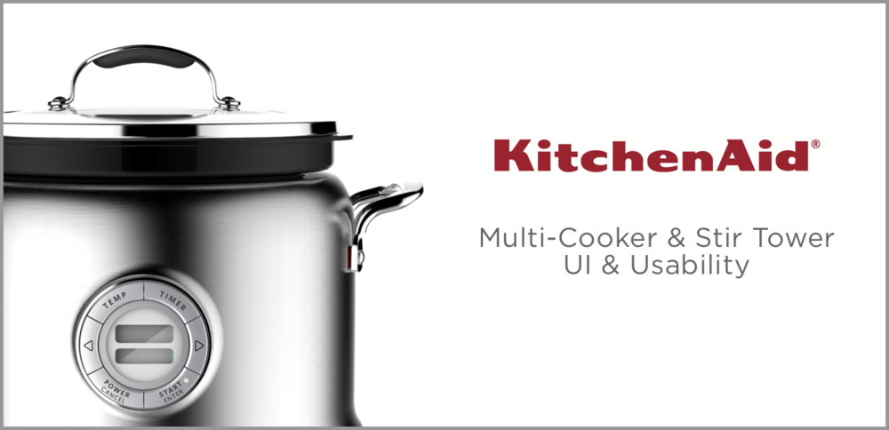 KitchenAid Multi-Cooker + Stir Tower