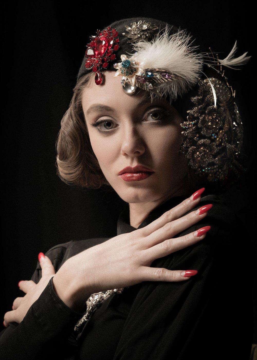 Dark Moody Beauty Photographers