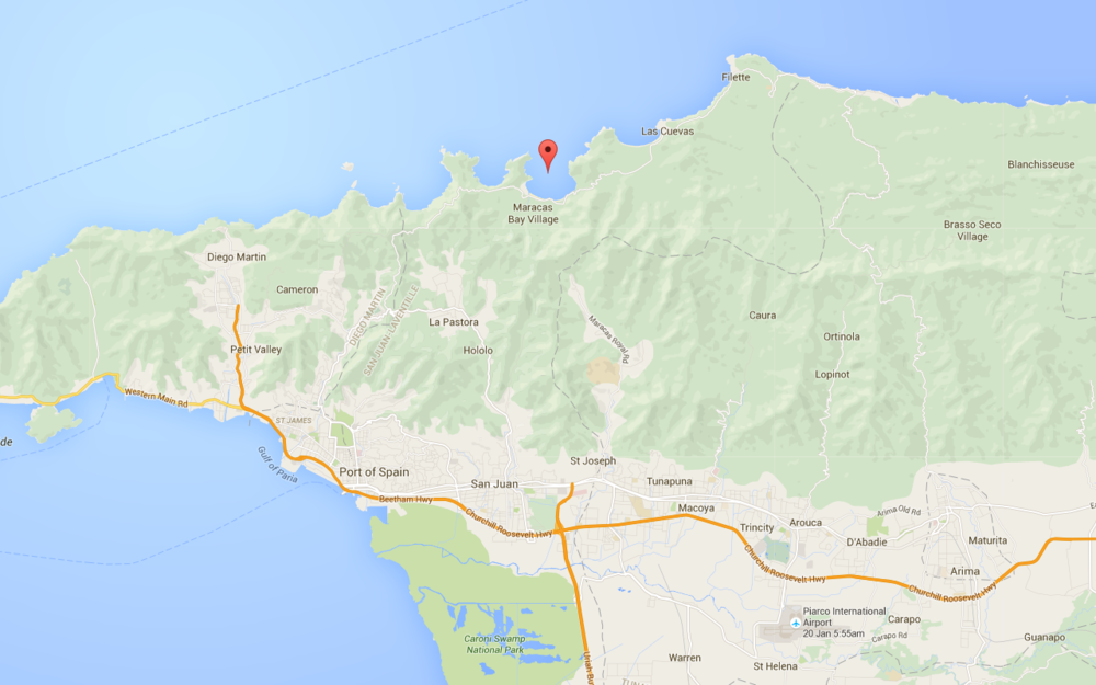 Google Maps - Maracas Bay.png