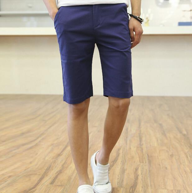 2015-Casual-Mens-Shorts-Bermuda shorts.jpg