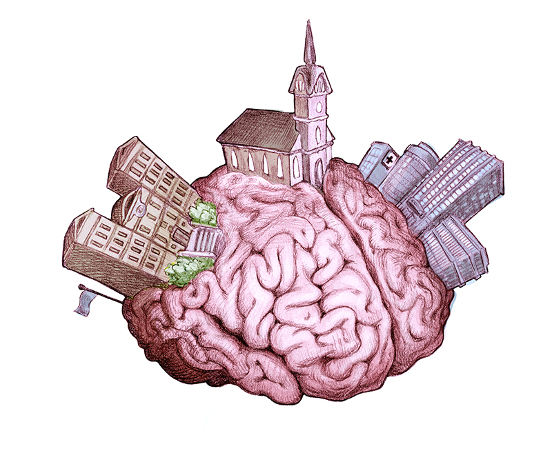 Brain Geomapping