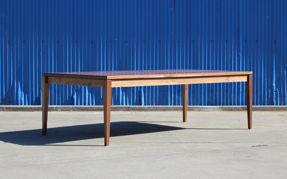 American Walnut Dining Table