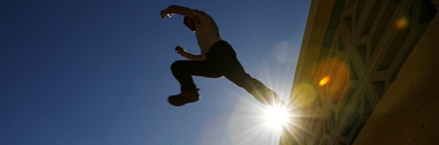 Brisbane Parkour Workshops